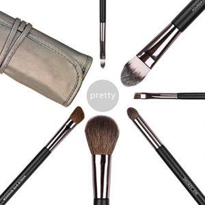 Docolor 6-Piece Makeup Brush Set