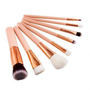 SummiFit 8-piece Professional Makeup Brush Set