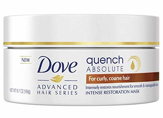 Dove Advaned Hair Series, Quench Aboslute