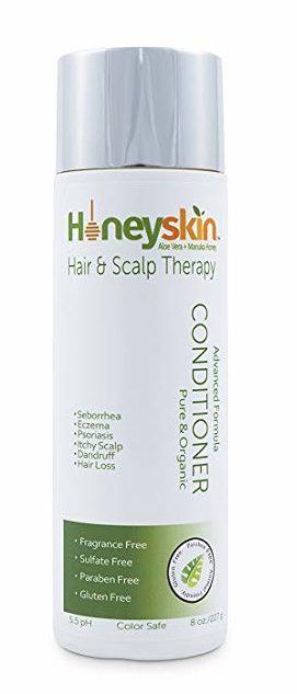 Honey Skin Hair & Scalp Therapy