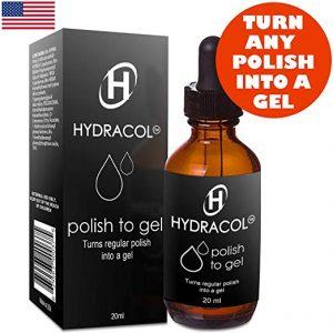 Hydracol Polish to Gel