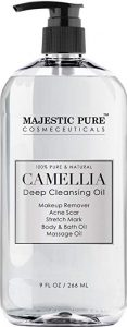 Majestic Pure Camellia Best Deep Cleansing Oil