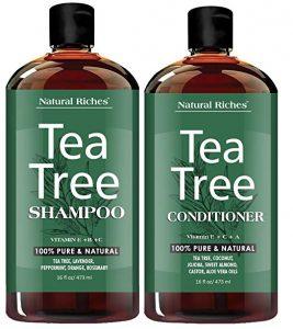 Natural Riches™ Tea-Tree Shampoo (Set)