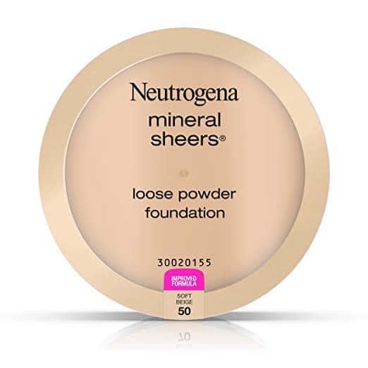 Neutrogena Mineral Sheers Loose Powder Foundation Urge