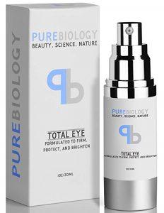 Pure Biology Total Eye Best Korean Cream