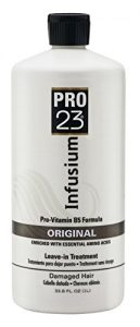 infusium pro 23 leave-in conditioner for hair