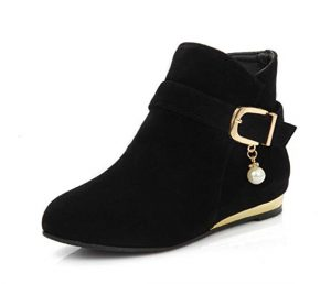 Asiun Ankle Boots