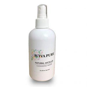 AVIVA PURE Natural Micellar Cleansing Water