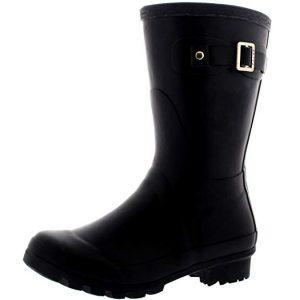 Waterproof Wellie Snow Wellingtons Boots