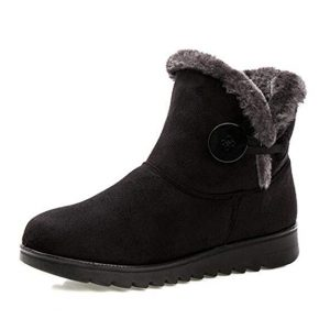 Lined Women's Snow Boots
