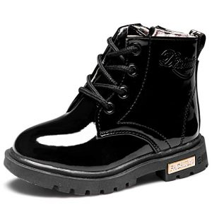 CIOR Winter Warm Cute Ankle Winter Boots