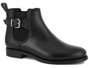 MaxMuxun Women Shoes Chelsea Classic Best Rain Boots