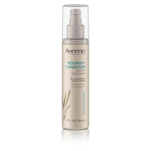 aveeno nourish and leave-in conditioner treatment