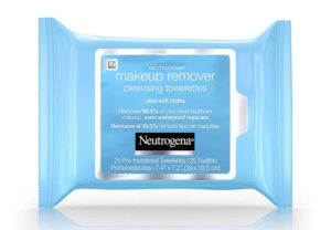 Neutrogena Cleansing Makeup Remover Facial Wipes (6Pc/25 Count)