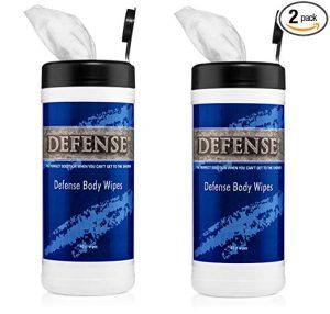 Defense Soap Body Wipes