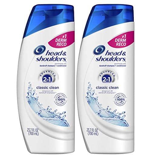 Head Amp Shoulder Shampoo Urge Of Creativity Blog