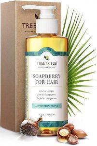 The Wonder Seed Hemp Best Dandruff Shampoo
