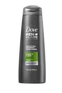 Dove Men Care 2-in-1 Shampoo