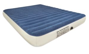 Sound Asleep Camping Series Air Mattress with Eco-Friendly PVC