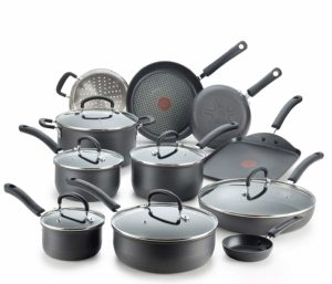 T-Fal Ultimate Hard-Anodized Nonstick
