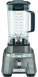 Cuisinart CBT-2000 3.5 Peak Hurricane Pro Blender (Gunmetal)