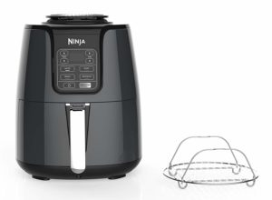 Ninja Programmable Base for Roasting, Reheating & Dehydrating with 4-Quart Ceramic Coated Basket
