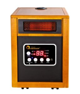 Dr. Infrared Heater Portable Space Heater with Humidifier