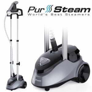 PurSteam Full Size Garment Fabric Steamer in 2020