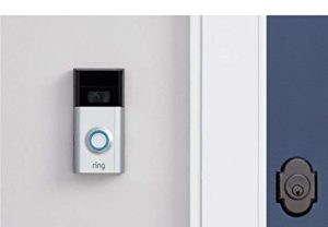 Ring Video Doorbell 2 with HD Video Doorbell Cameras