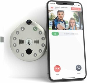 Smart Lock by Gate Labs Doorbell Cameras
