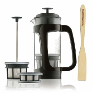 Espro P3, Glass French Press Coffee Maker