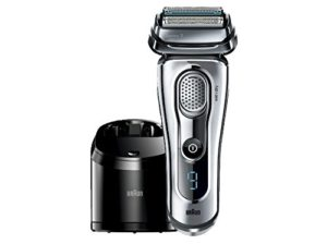 Braun Series 9-9095cc Wet and Dry Foil Electric Shaver for Men