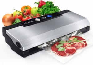 KOIOS vacuum Sealer Machine,80 Kpa Automatic Food Sealer