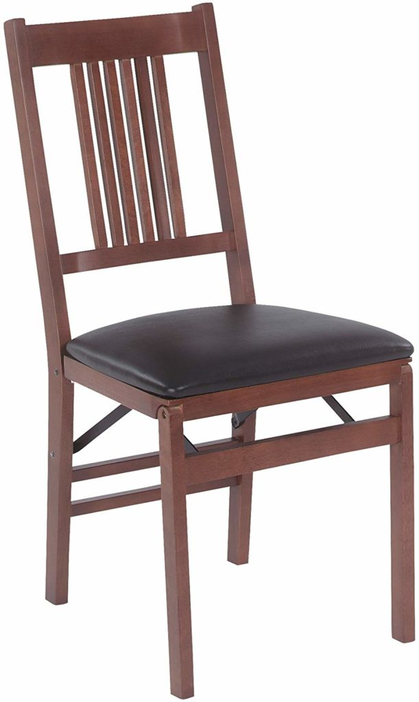 Stakmore True Mission Folding Chair Finish