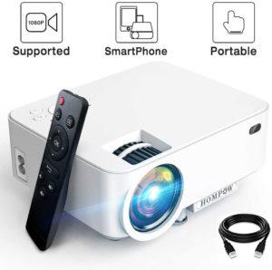 3600L Hompow Smartphone Portable Mini projector
