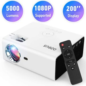 AZEUS RD-822 Video Projectors under 500$