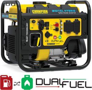 Champion Power Equipment 100574 4000-Watt RV Ready Digital Hybrid Inverter Generator