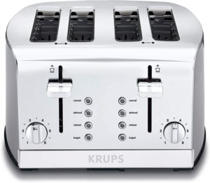 KRUPS KH734D Breakfast Set 4-Slot