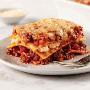Omaha Steaks Lasagna