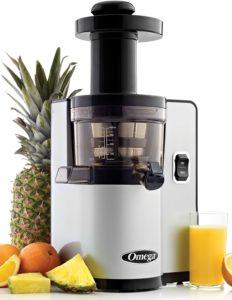 Omega VSJ843QS vertical slow masticating juicer