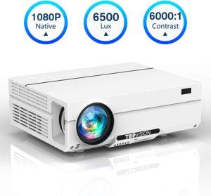 TOPVISION Video Projectors under 500$