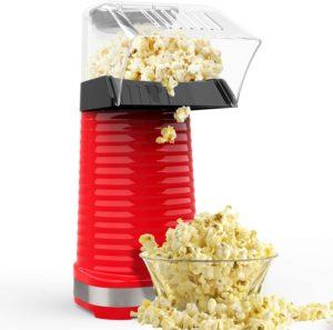 forty4 Hot Air Popcorn Maker, Popcorn Machine