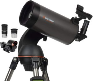 Celestron NexStar 127SLT telescope for Astrophotography